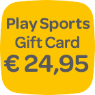 Play Sports Gift Card € 24,95