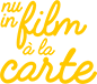 logo film à la carte