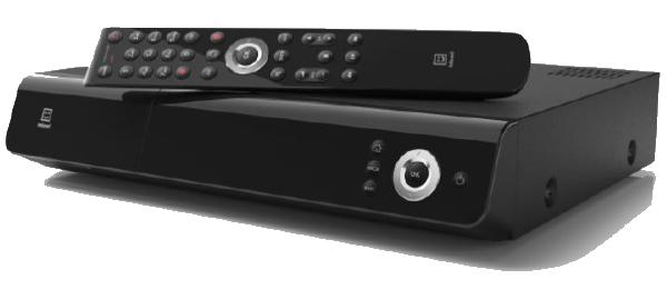 nieuwe digibox telenet
